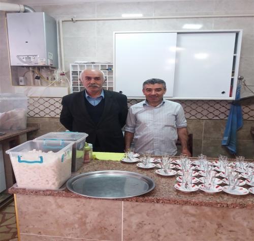 Zile Kervansaray Köyü Yardımlaşma Dayanışma ve Kültür Derneği'nin Lokali