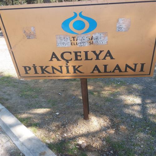 Zile Kervansaray Köyü Derneği Gazi Kent Ormanında 15.09.2019 Tarihinde Piknik Alanı