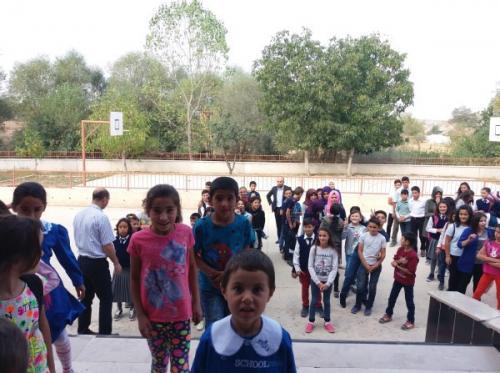 Zile Kervansaray Köyü İlköğretim Okulu